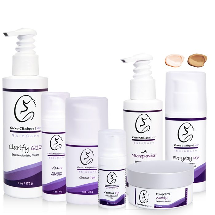 Advanced Aging SkinCare Package - Jennyfer F. Cocco, MD - Plastic Surgery