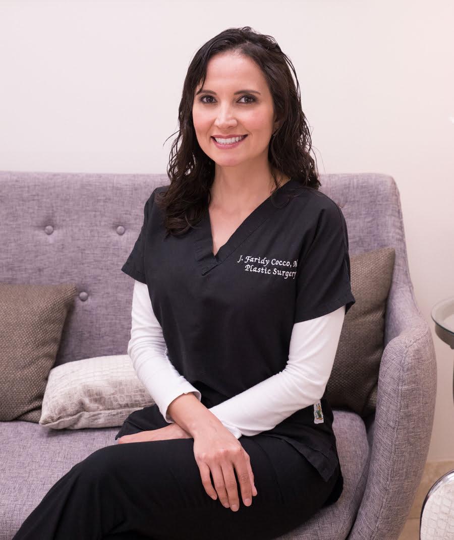 About Jennyfer F Cocco, MD - Acerca de la Dr Jennyfer Cocco - Plastic Surgery Dallas