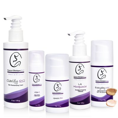 Moderate Aging SkinCare Package - Jennyfer F. Cocco, MD - Plastic Surgery