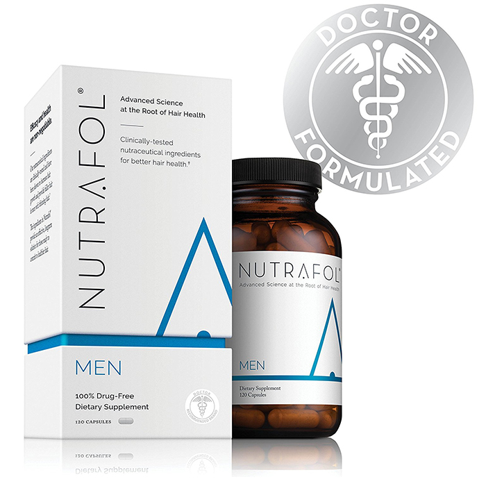 Nutrafol Men - Hair Loss Thinning Supplement - Jennyfer F. Cocco MD