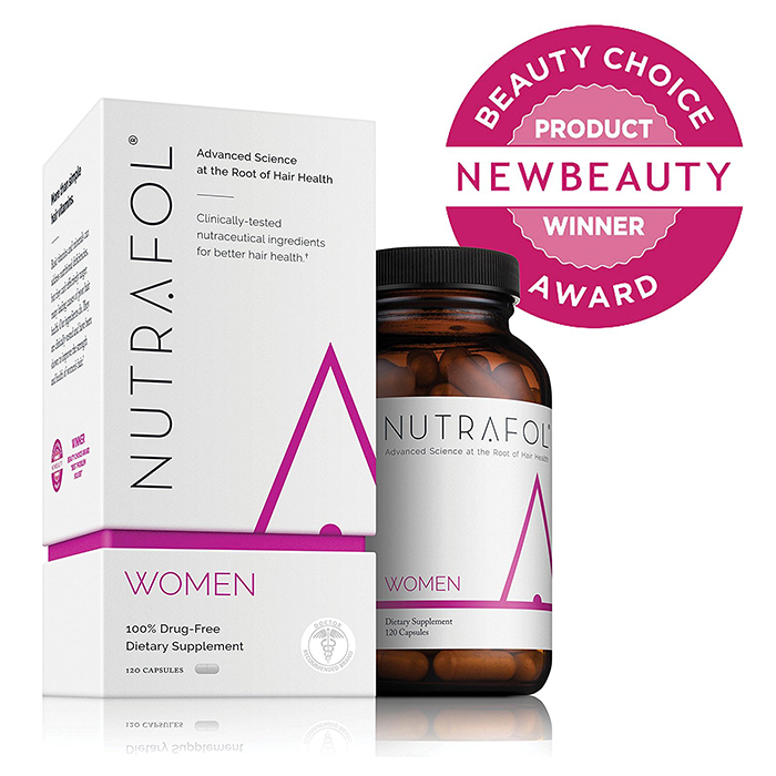Nutrafol Women - Hair Loss Thinning Supplement - Jennyfer F. Cocco MD